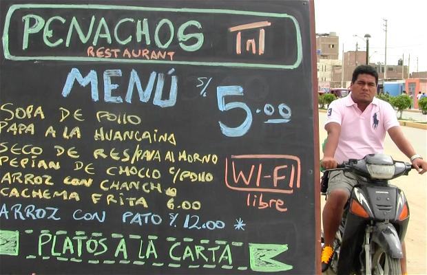 Restaurante Penachos