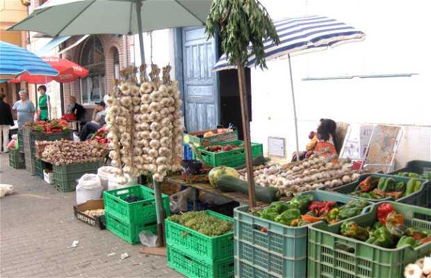 Foire aux légumes