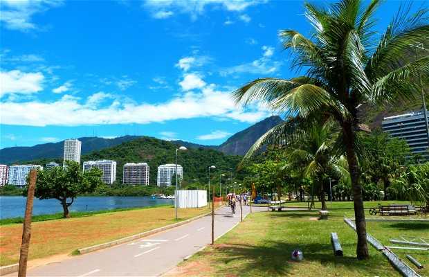 Lago Rodrigo de Freitas