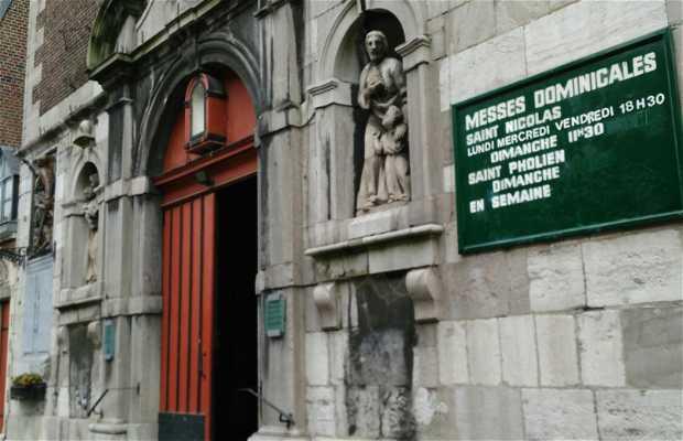 Iglesia de Saint-Nicolas