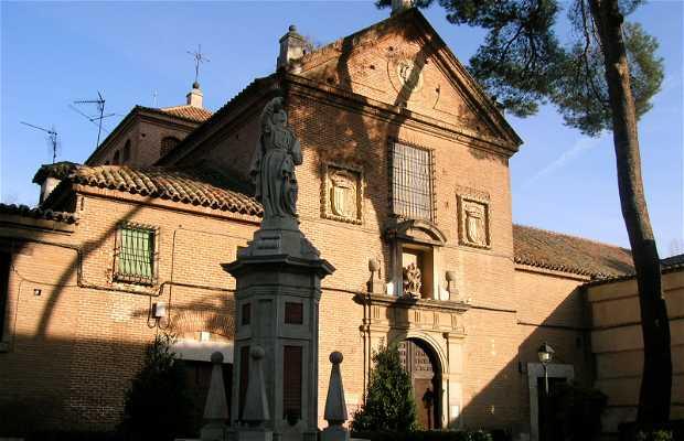 Convento de las Carmelitas del Corpus Christi o De Afuera