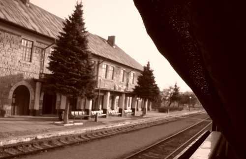 Estacion de Babadag