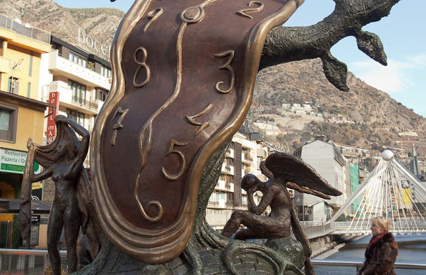 Dalí's Sculpture