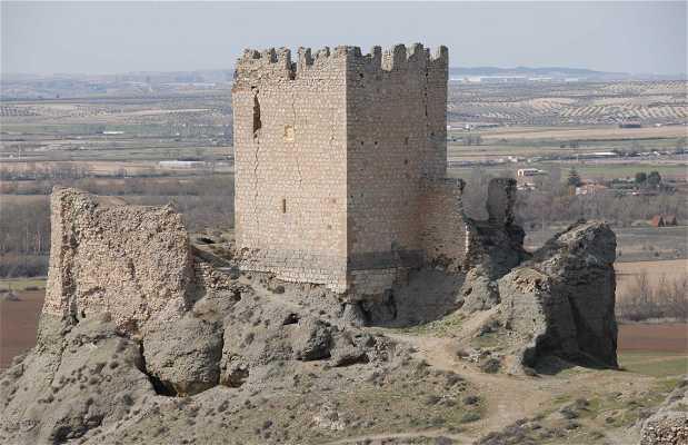 Castillo de Oreja ,Colmenar de Oreja,Madrid.