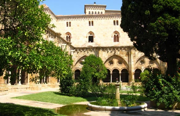 Cathedral of Tarragona´s Cloister