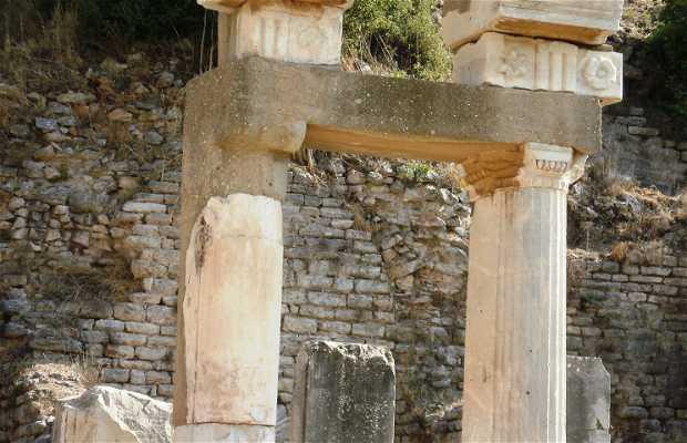 Temple de Domicien
