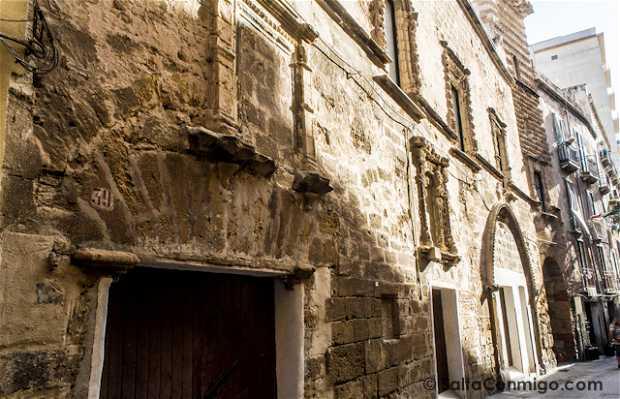 Palacio Ciambra o de la Giudecca
