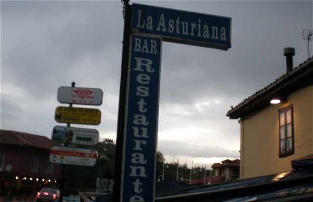 Bar La Asturiana Restaurant