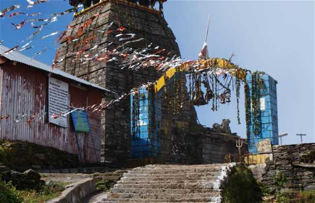 Tungnath, el templo de Shiva