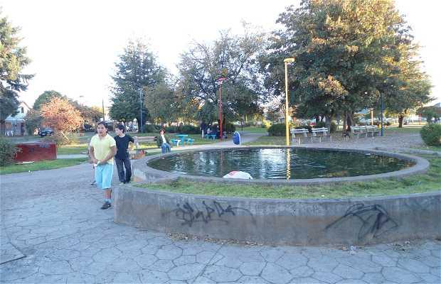 Plaza Pedro Aguirre Cerda