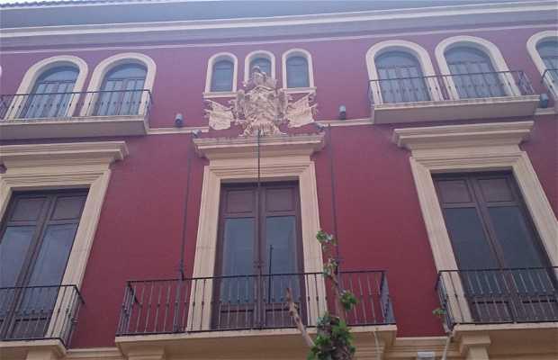 Palacio Gonzales Compuzano