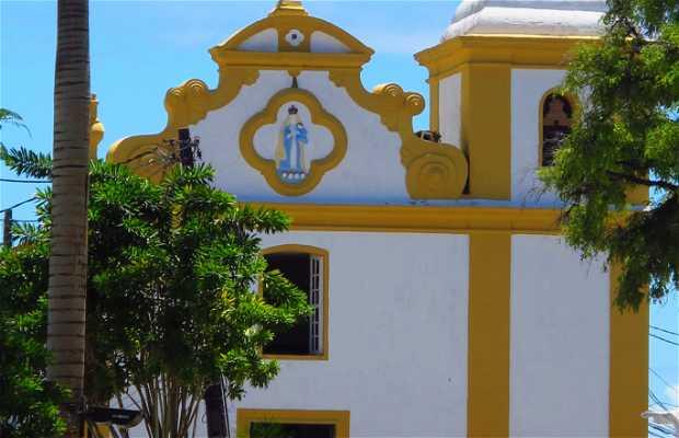 Arraial D´Ajuda Church