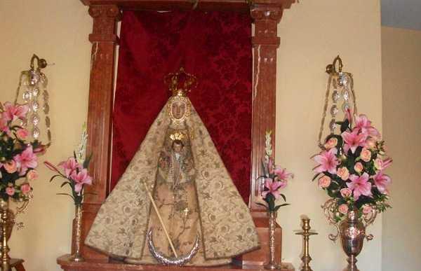 Porciúncula Virgen de la Sierra