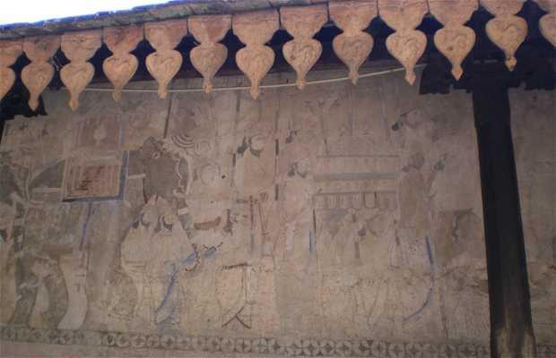 Frescos de Kataragama