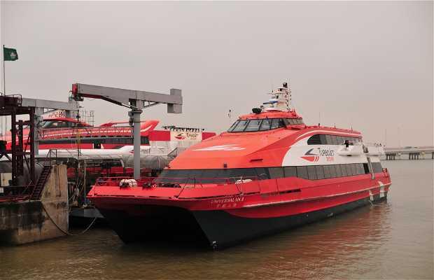 Terminal de Ferry de Macao