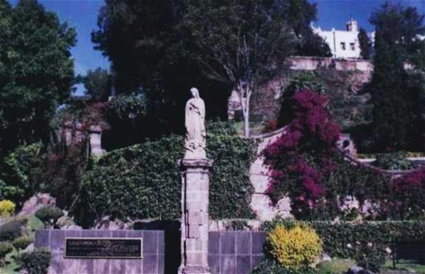 Tepeyac Cerrito Chapel