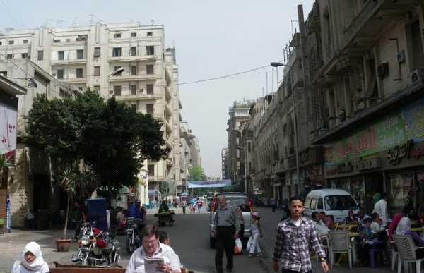 El-Alfy Street