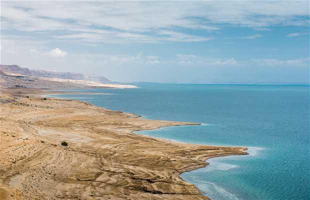 Ein Gedi (Mar Morto)