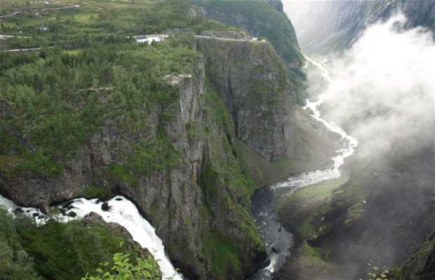 Une route par les fjords