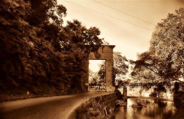 La porte des Llanos