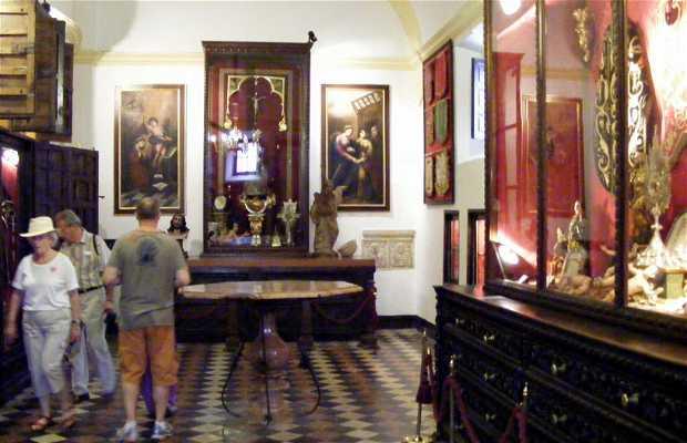 Museo della Colegiata de Santa María la Mayor a Ronda