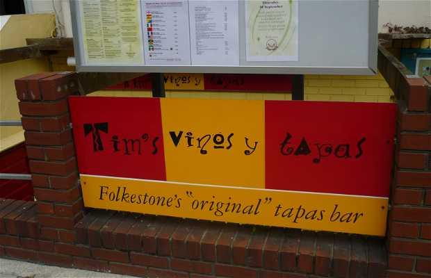 Tims Vinos y Tapas
