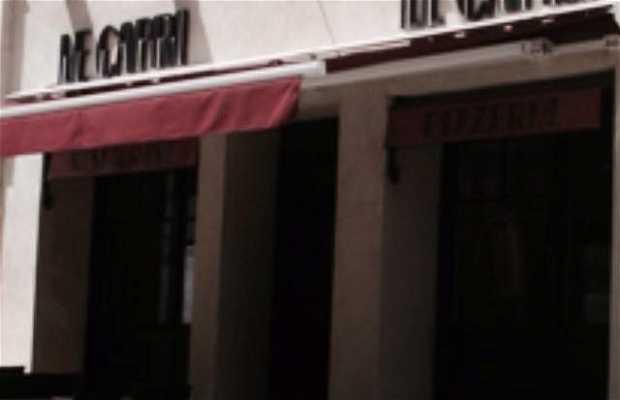 Restaurante-Pizzería Le Capri