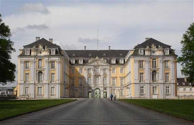 Palais de Augustusbourg et Falkenlust