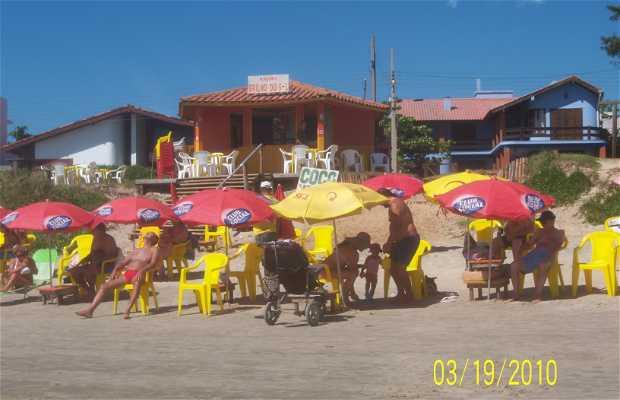 Praia Garopaba Brasil Formas de venta
