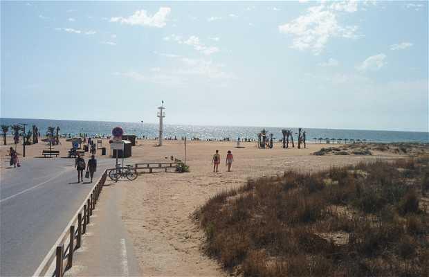 Playa del Altet