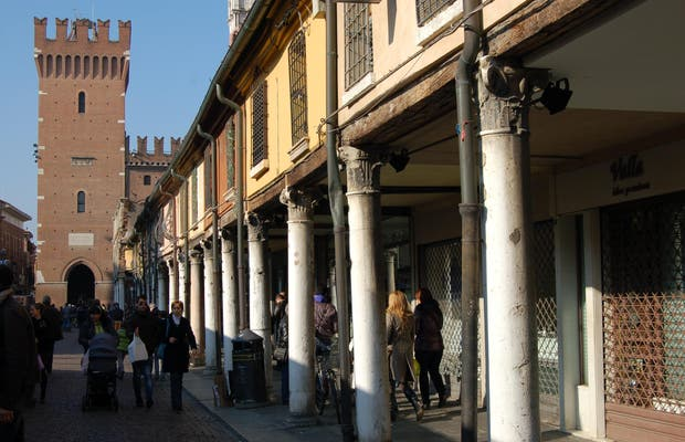 Plaza Trento y Trieste