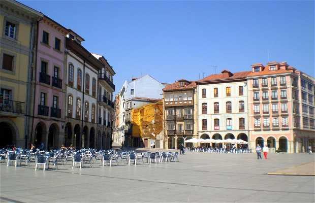 El Parche (Plaza España)
