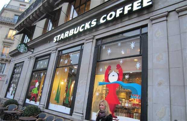 Starbucks Odeon