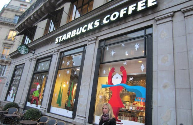 Starbucks Saint Germain