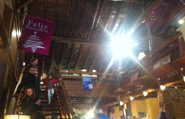 Restaurante Caldea