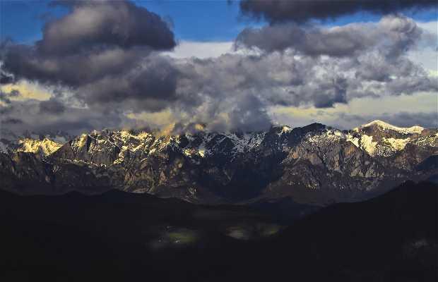 Piedrasluengas Viewpoint