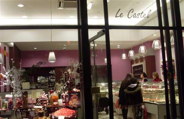Salon de té Le Castel