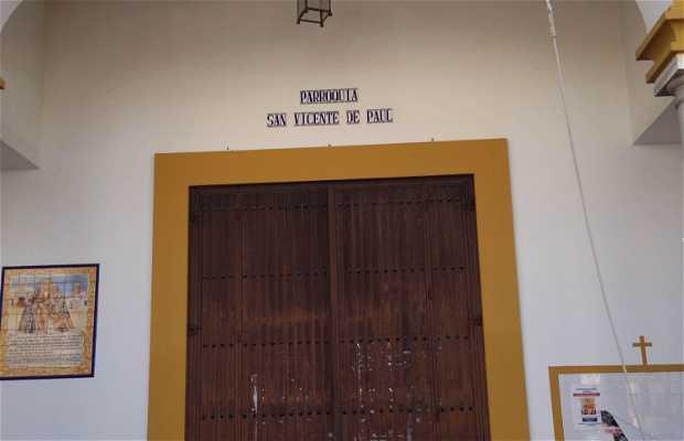 Parroquia San Vicente de Paul