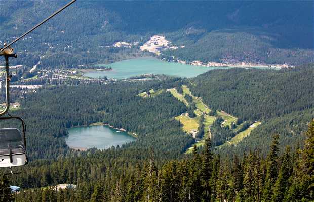 Teleférico Peak 2 Peak