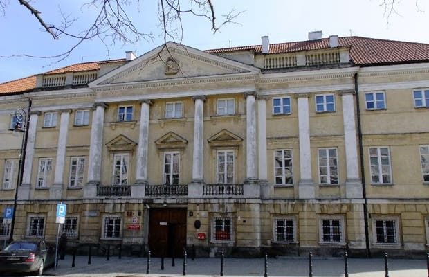 Palacio de los Raczyński
