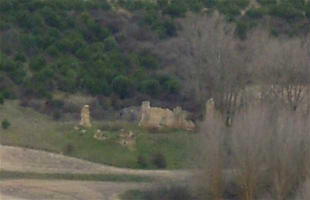 Ruinas del Monasterio del Bueso
