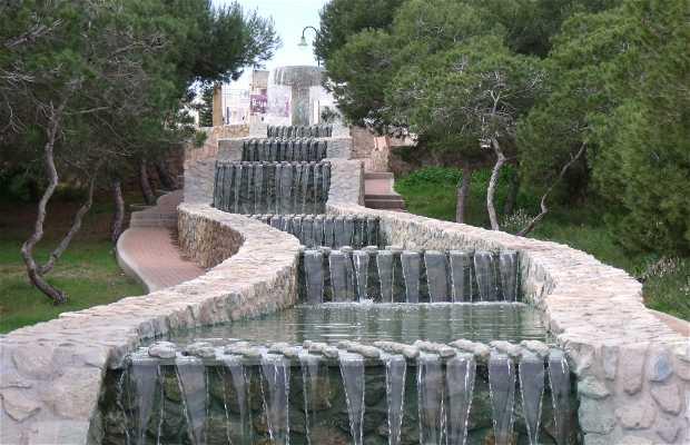 Paraje Natural Molino del Agua - La Mata