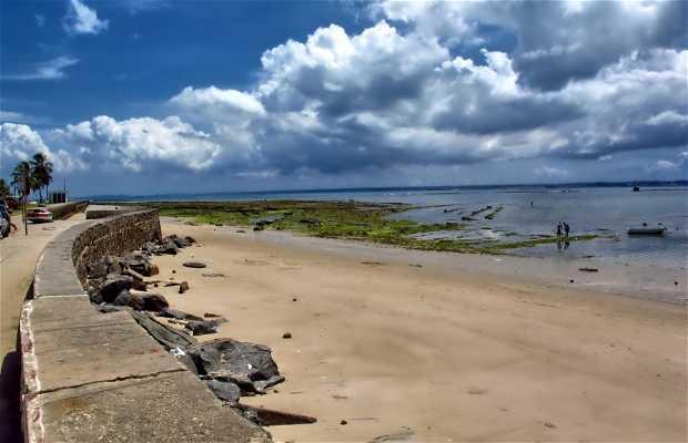Praia Jaburu