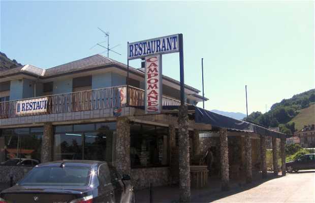Restaurante Campomanes