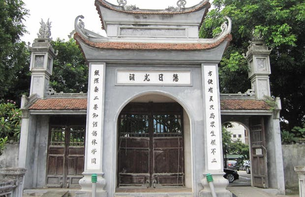 Pagoda Liem Phai