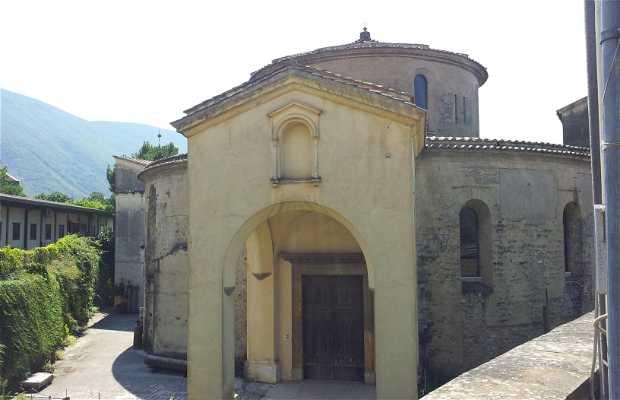 Battistero Paleocristiano Santa Maria Maggiore