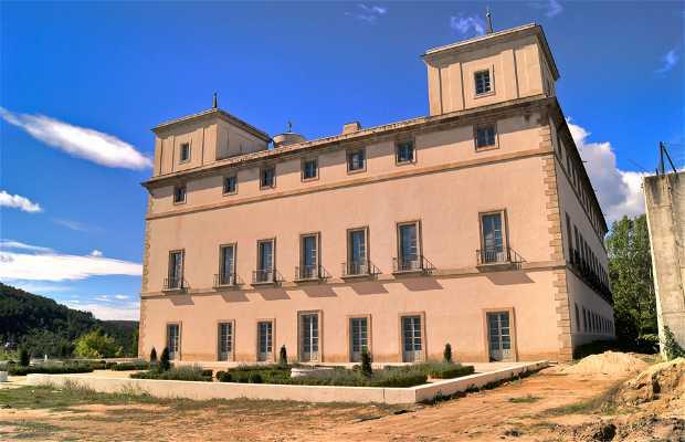Palacio Real de Don Luis de Borbón y Farnesio
