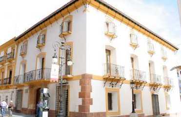 Edificio de la comunidad de regantes en lorca 1 opiniones for Edificio de la comunidad de madrid