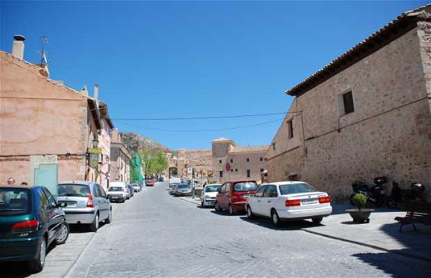 Plaza del Trabuco