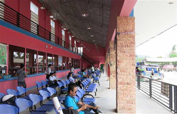 Terminal de buses de Roxas